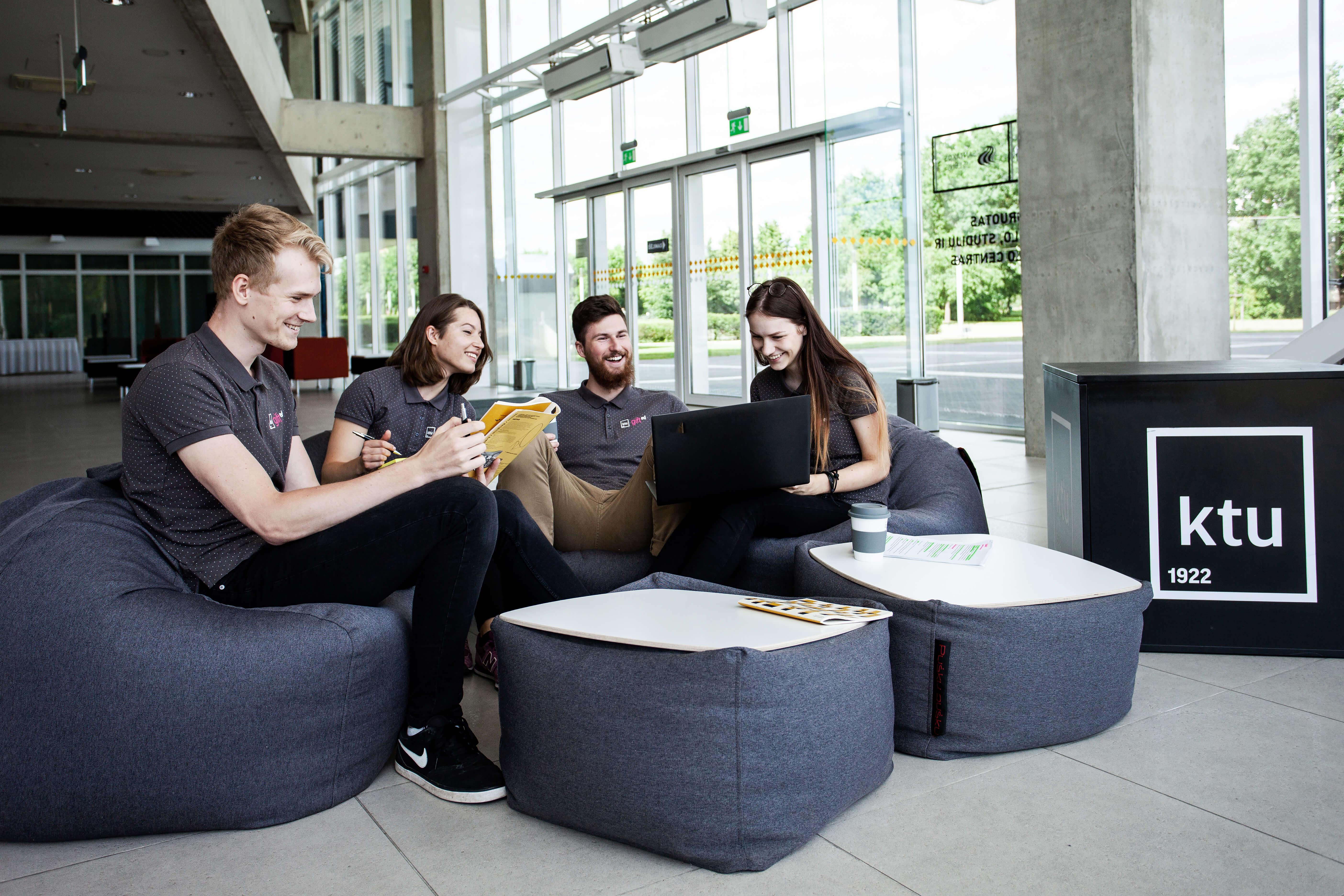 Kaunas University of Technology: A global university tackling global problems