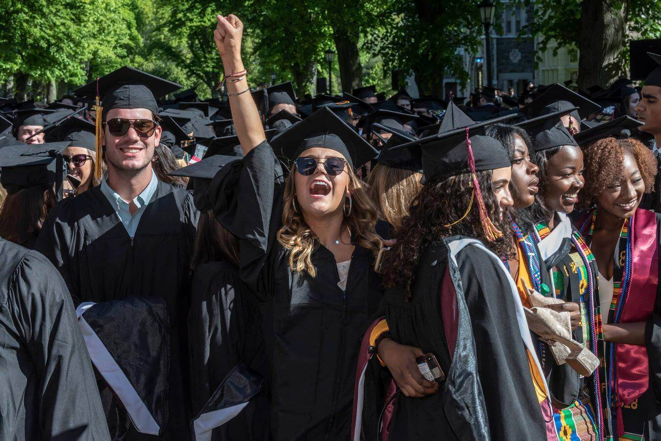 Boston College: Inspiring tomorrow's global changemakers