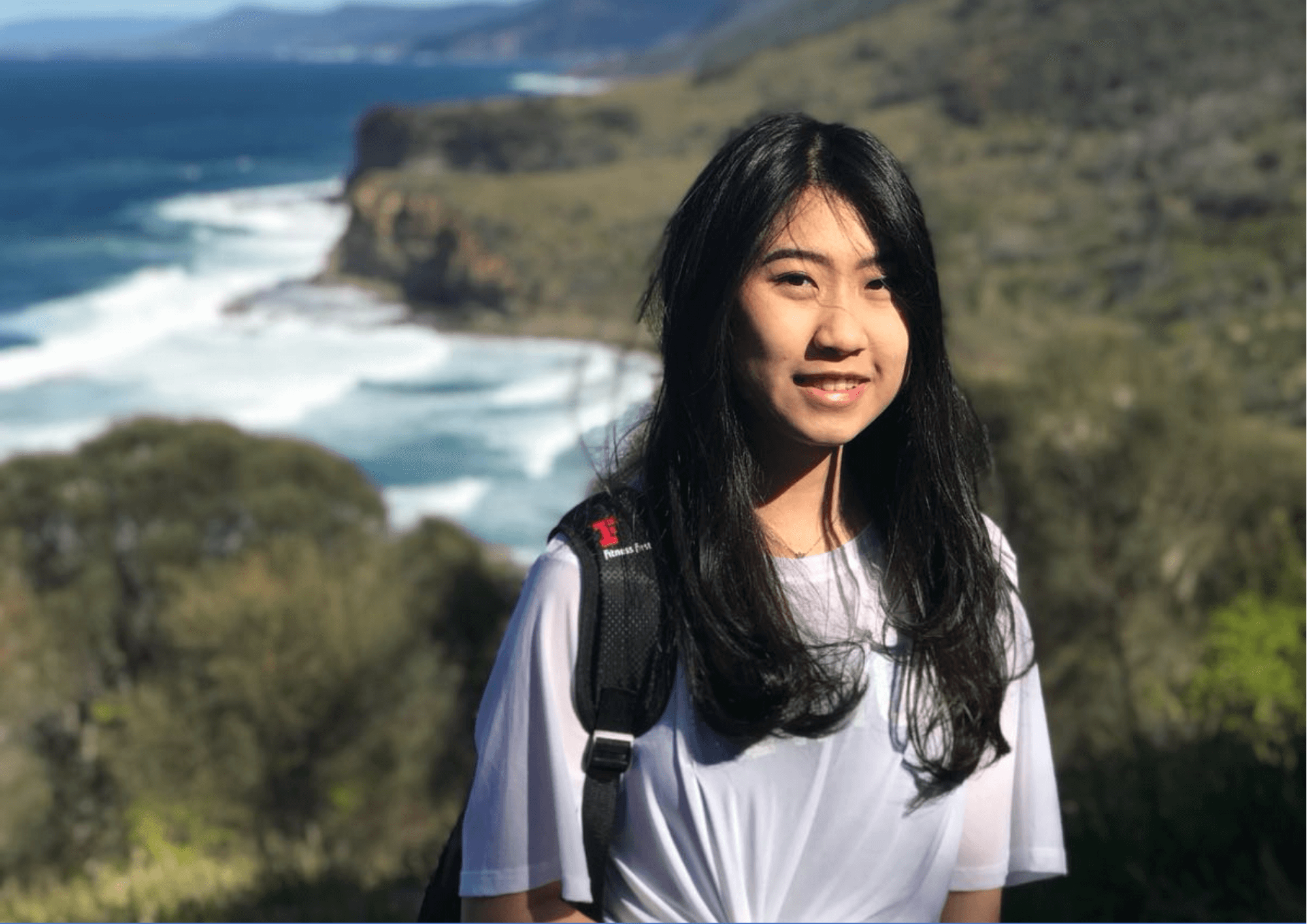 This Indonesian student can't wait to get back to Australia