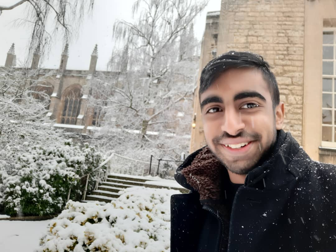 What it's like to study law at Oxford University