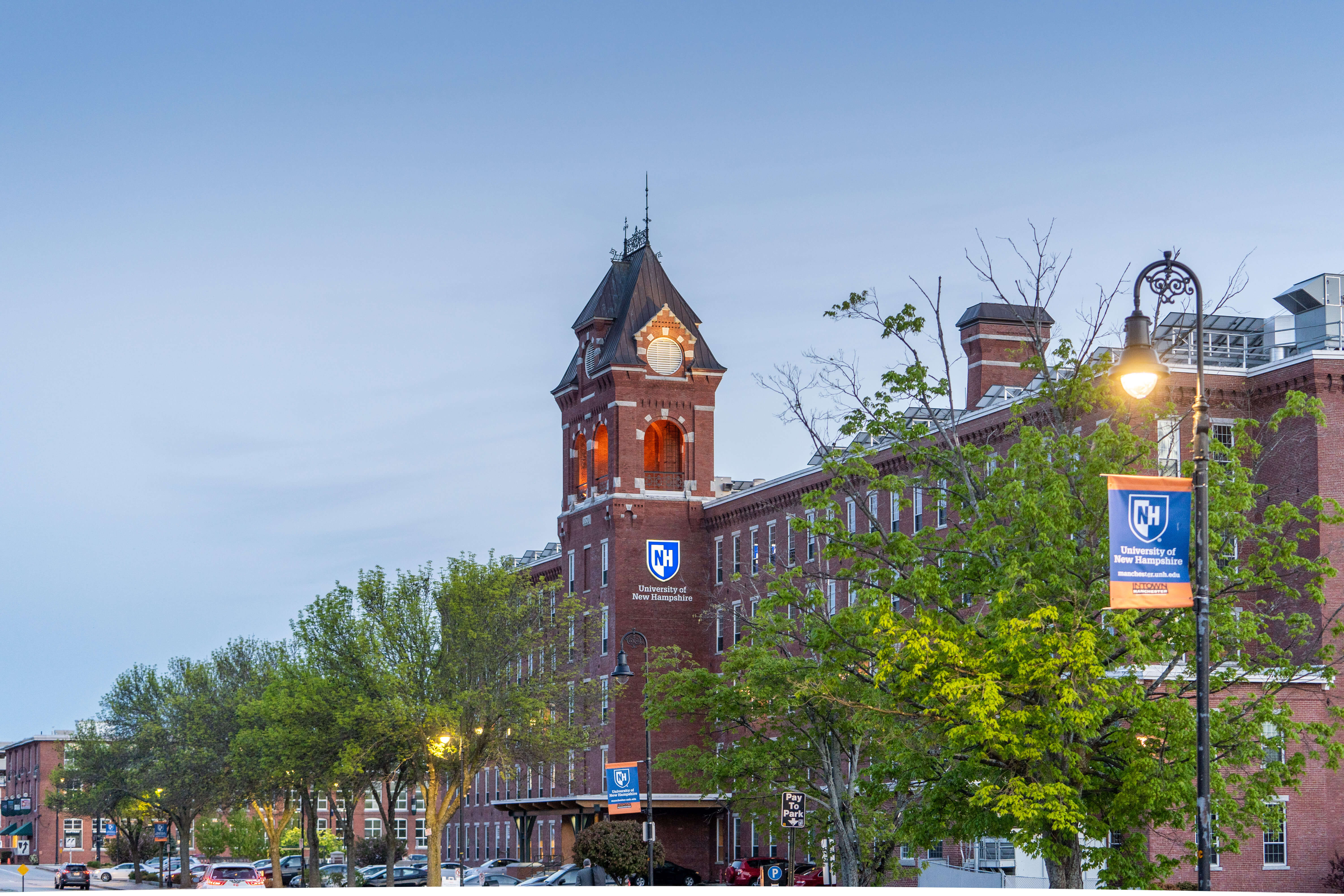 University of New Hampshire: Dynamic master's programmes for today's hottest tech careers