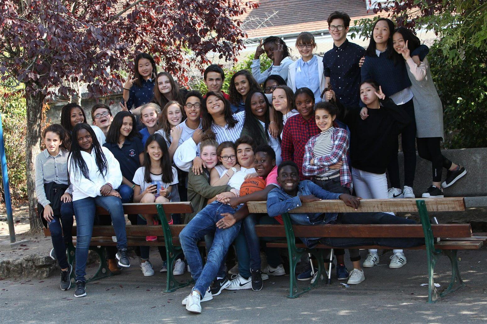 4 European international schools, 4 pathways to international success