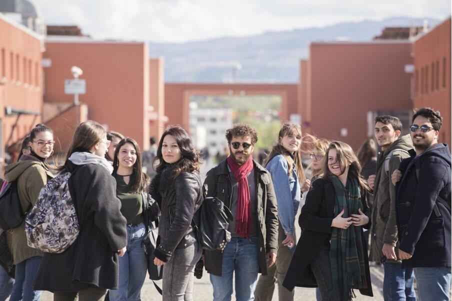 Università della Calabria: European experience, Italian campus