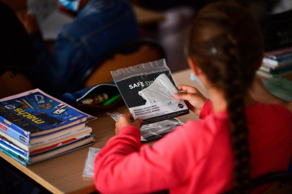 Rethink ventilation for a safe return to normal schooling post-pandemic