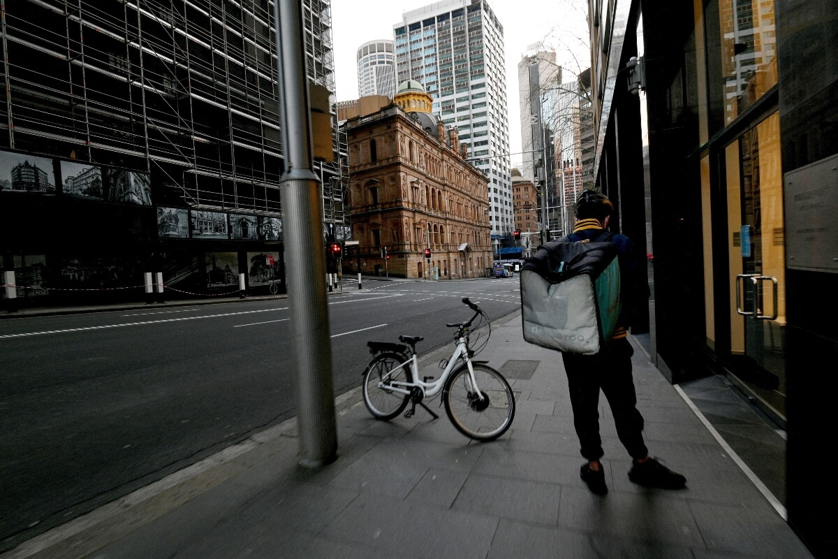 International students' return to Australia