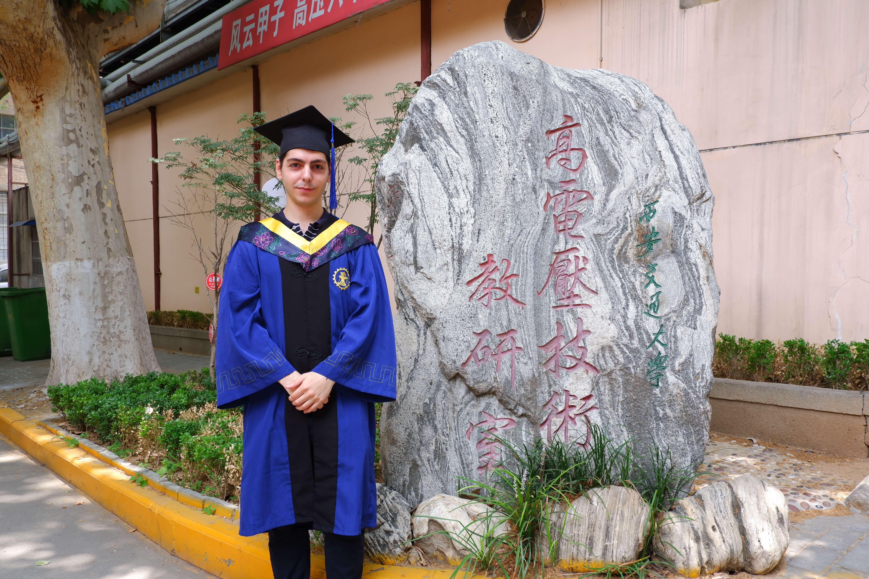 international students return to China