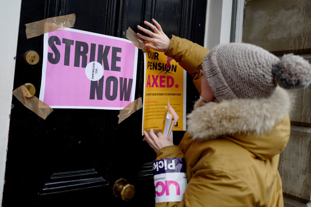 UK universities strike: What students can expect in 2021