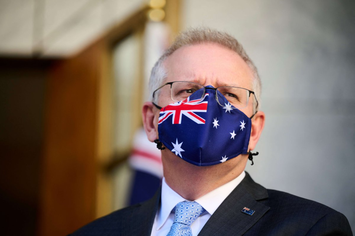 Do Australian states have to obey the COVID-19 nationalplan?