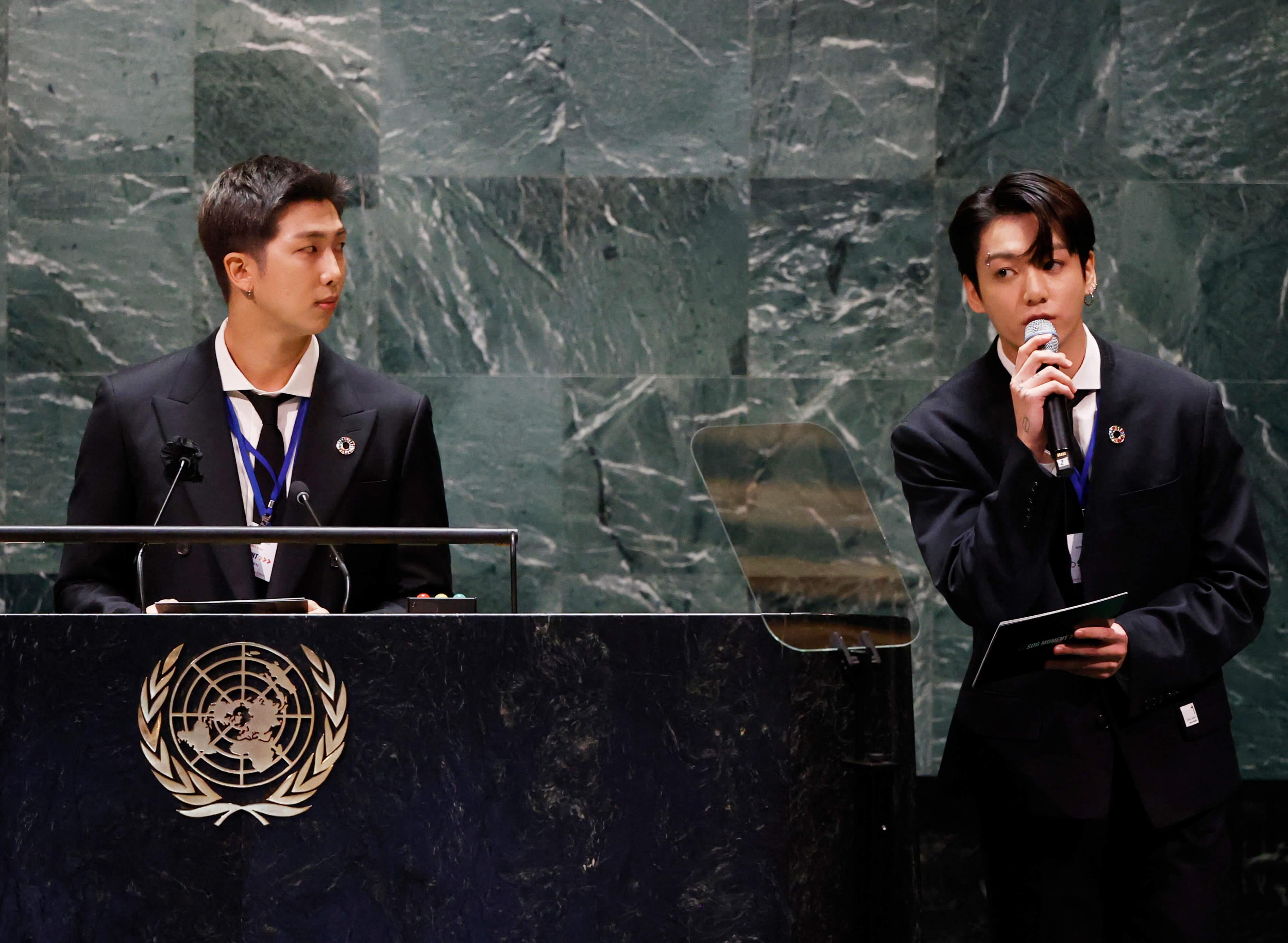UN speech, Billboard awards: Why BTS is 2021's best role models for Gen Z