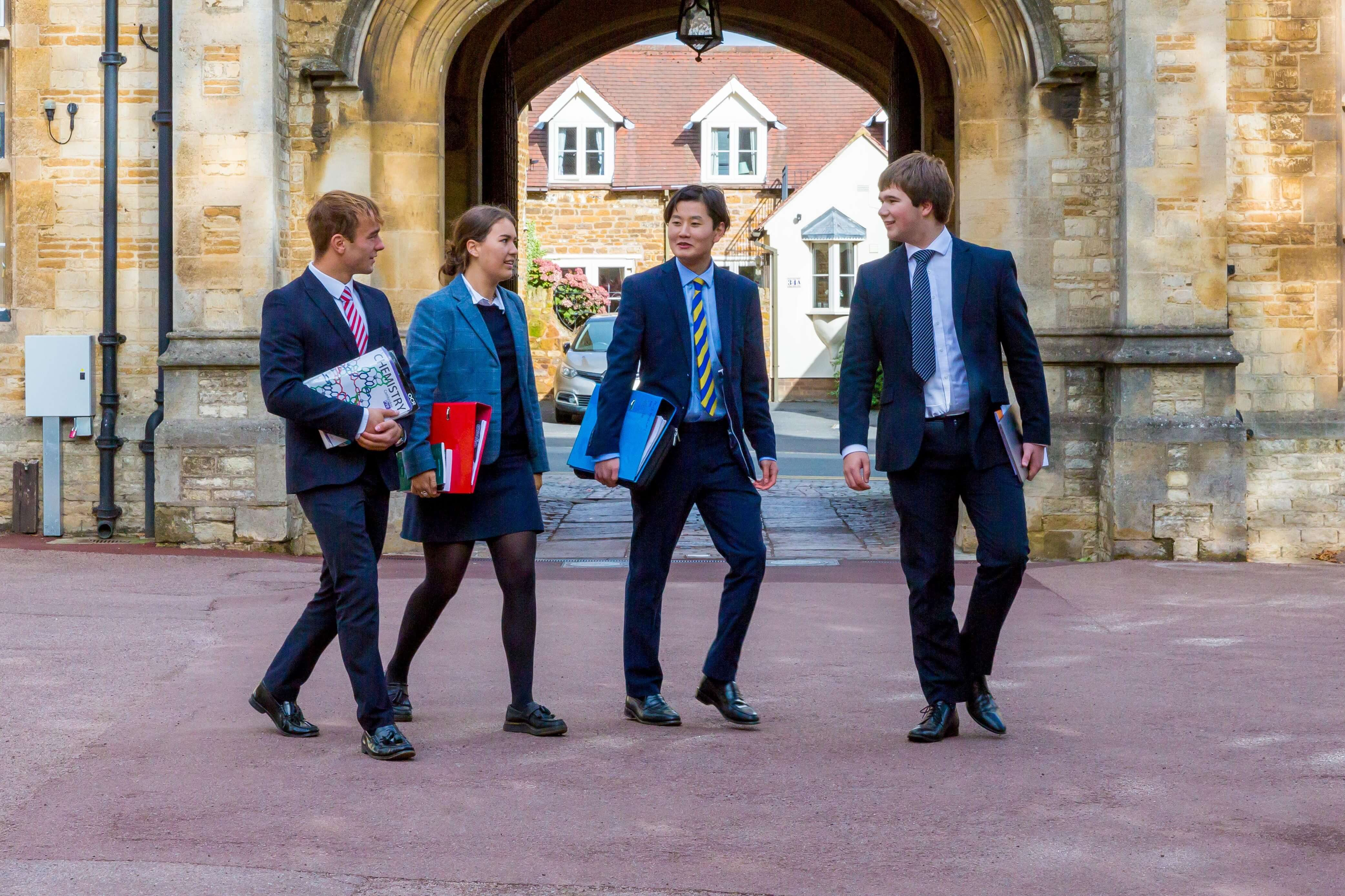 Uppingham: Traditional British boarding with international expertise