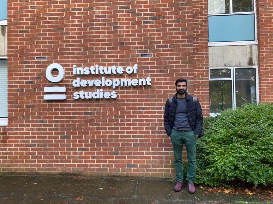 The Afghan scholar who escaped the Taliban to get to the University of Sussex